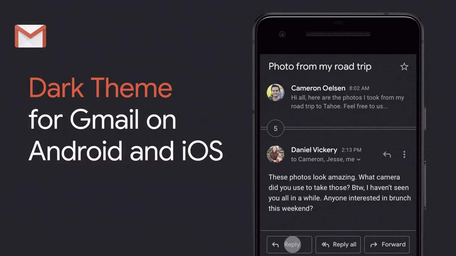 How To Activate Dark Mode On Gmail And Google Maps Outdroid