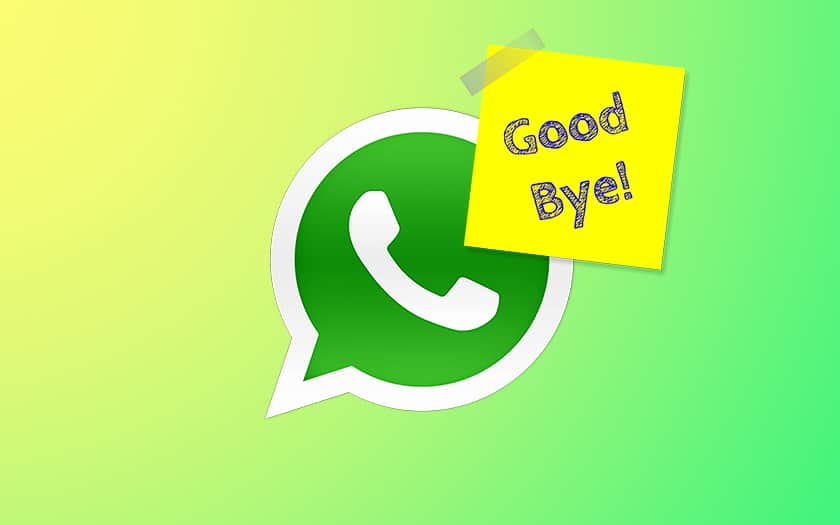 how to delete your whatsapp