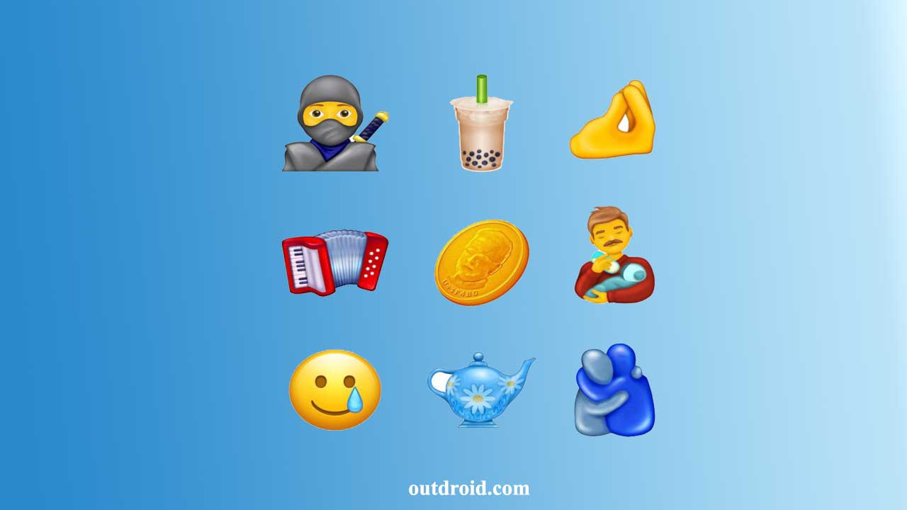 new-emojis-2020-outdroid